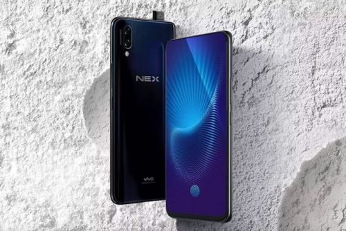 Vivo Nex Launched With Bezel-Less Display And Pop-Up Camera