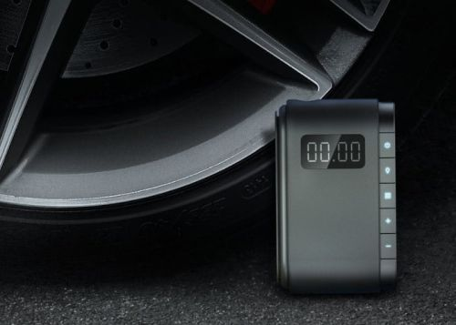 PUMPIT cordless tire inflator passes $200,000 on Kickstarter