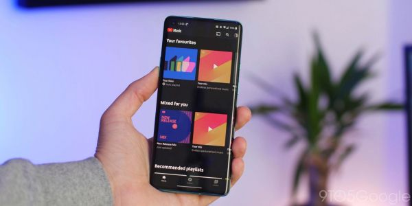 YouTube Music adds four new personalized 'Chill,' 'Focus,' 'Energy,' and 'Workout' mixes