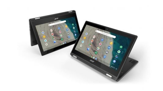 Acer Starts BETT In Style, With Two New 11.6-Inch Chromebook Lines