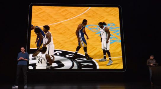NBA 2K on new iPad Pro can match console graphics