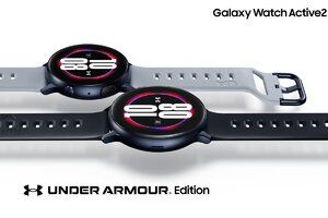 Samsung's extra-sporty Galaxy Watch Active 2 Under Armour Edition is finally up for sale