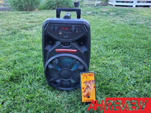 ILive Bluetooth Tailgate Speaker Review: Small outdoor speaker, big sound