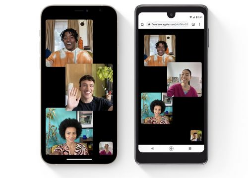 IOS 15 Brings FaceTime to PC and Android Users With New Option to Join on the Web