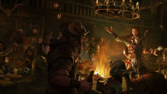 Hands-on with Bard's Tale 4, the first proper series entry in 30 years