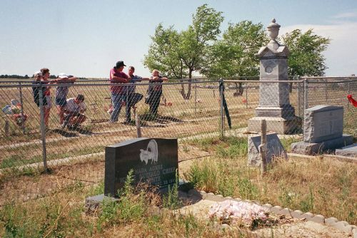 A Prayer at Wounded Knee
