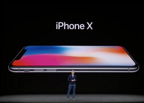 Apple iPhone X Comes With A 2716 mAh Battery