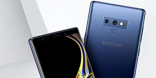 Samsung Galaxy Note 9 render shows off dual-cameras, yellow S-Pen, first hands-on leaks