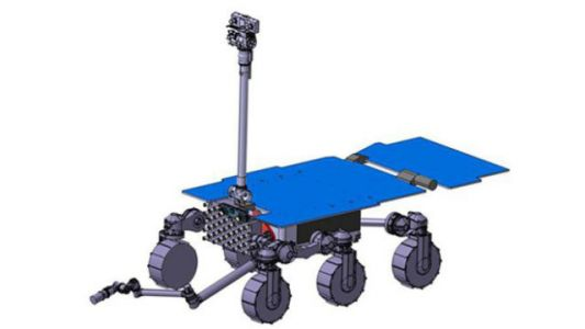 Airbus Reveals Early Design Of Its Mars Rover