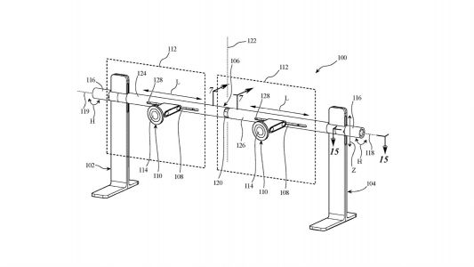 Apple patent filing details dual version of the Pro Stand for Pro Display XDR