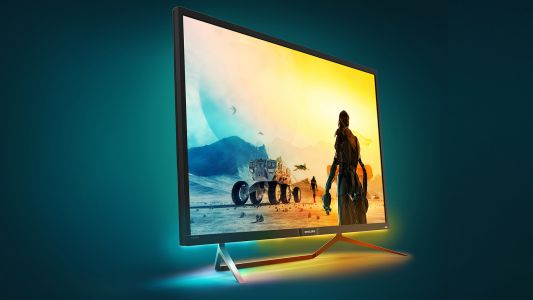 This Philips 43-inch monitor is a HDR 1000 beast