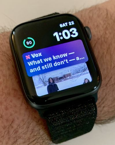 Apple May Switch the Apple Watch to microLED Displays Next Year