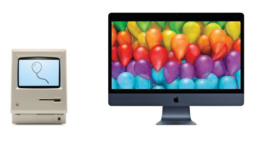 Mac in time: 35 years of Apple's legendary Macintosh