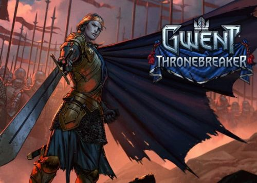 Thronebreaker The Witcher Tales And GWENT Game Launch October 23rd On PC
