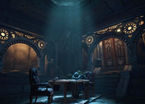 Firmament a new game from the creators of Myst