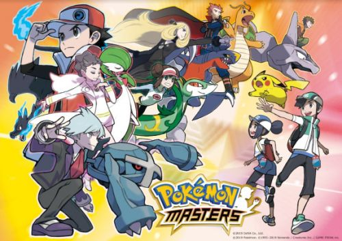 Pokémon Masters hands-on - Trainer battles get real-time co-op play on iOS and Android