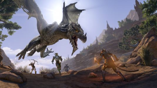 The Elder Scrolls Online: Elsweyr adds a new country, Necromancers, and dragons