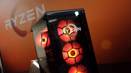 AMD's Combat Crate is locked and loaded with a CPU, graphics card and motherboard