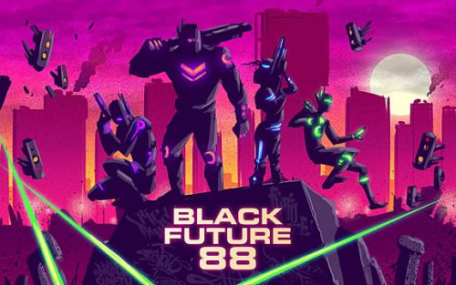 Black Future '88 Review: Roguelike in a Cyberpunk World