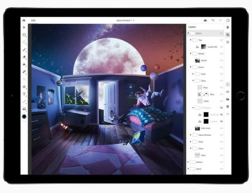 Adobe Photoshop For iPad Beta Signups Are Now Open