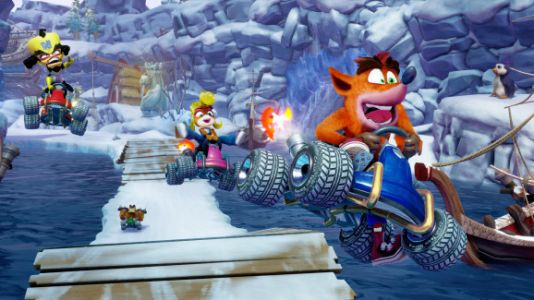 Crash Team Racing is next on the remake circuit