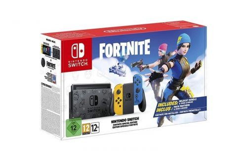Win Christmas with a Fortnite Nintendo Switch console this Cyber Monday