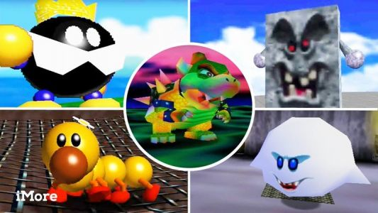 Mario 64: Bosses getting you down? Here's how to defeat them all!