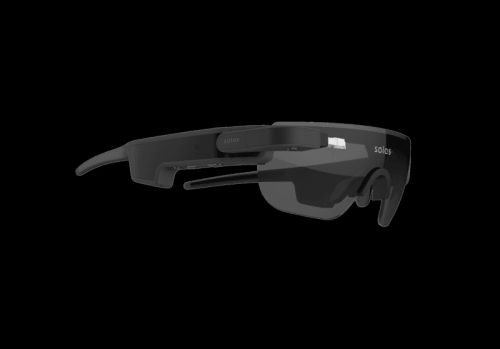 The New SOLOS Smart Glasses Are Perfect For Athletes - CES 2018