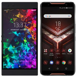 Asus ROG Phone stomps Razer Phone 2 in user poll