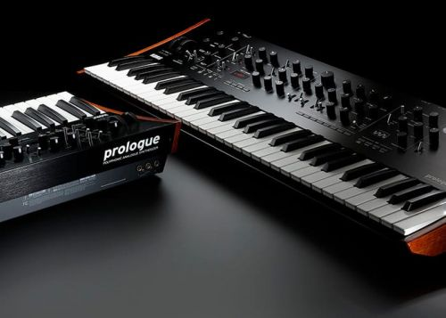 Korg Prologue Synthesiser Enables You To Program Custom Effects
