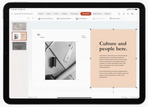 Microsoft Updates Office Apps for iPad With Mouse and Trackpad Support