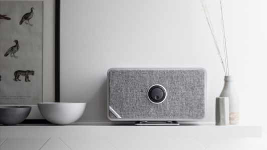 The Ruark Audio MRx is a smart speaker that adds some style to multi-room audio