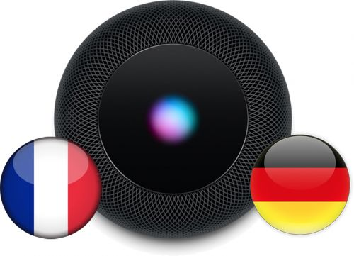 Apple Says HomePod Launches in France and Germany in Spring 2018