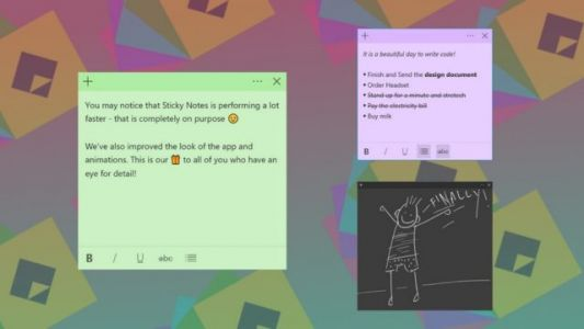 Windows' Sticky Notes Could Be Making Its Way Onto Mobile As Well