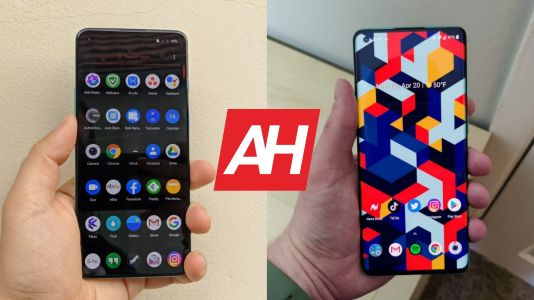 Phone Comparisons: OnePlus 8T vs OnePlus 8 Pro