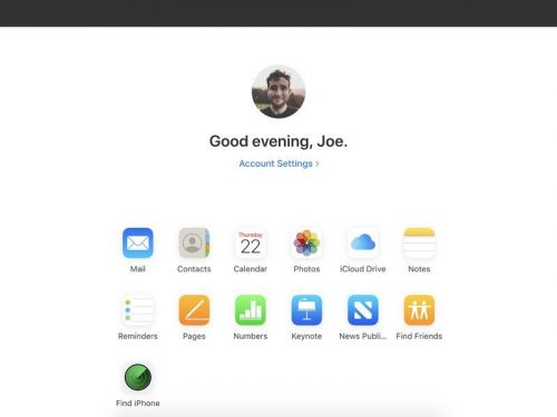 Apple launches beta of redesigned iCloud website