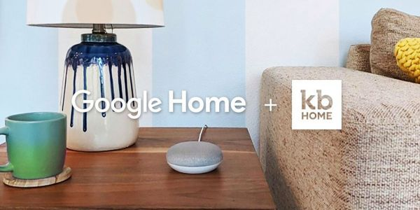 Google Partners With KB Home, Will Include Connected Products In Newly Built Houses