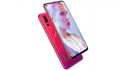 Huawei Nova 4 revealed to have a pinhole camera on front, 48MP camera on back