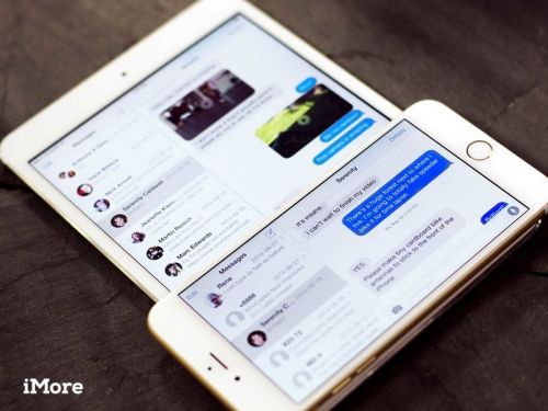 How to set up and use SMS/MMS relay to send and receive texts on your iPad