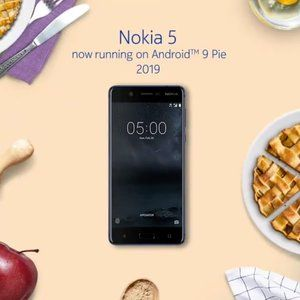 Nokia 5 receives Android 9.0 Pie update after debuting on Nougat in 2017