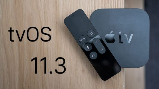 Apple Releases tvOS 11.3 for 4th and 5th Generation Apple TV Models