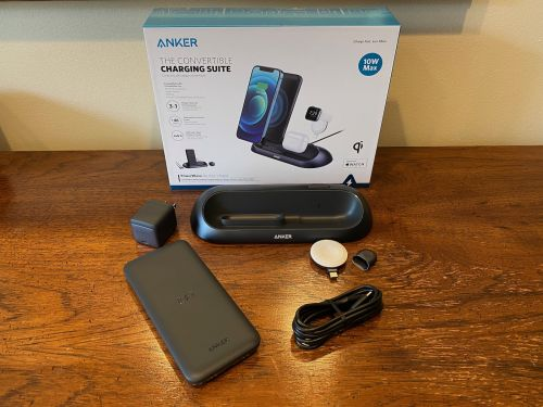 Review: Anker's PowerWave Go 3-in-1 Stand Charges Your Apple Devices at Home and on the Go