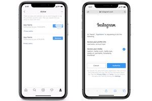 Instagram gives iPhone users more control over data they share with other apps