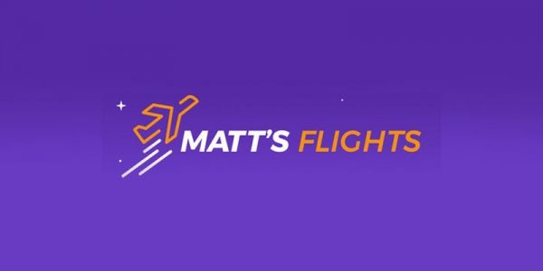Get cheap plane tickets sent to your inbox for $21 with Matt's Flights