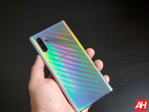 Galaxy Note 10 Gets Its Pre-Launch Update With Camera Fixes