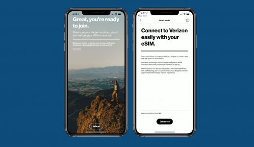 Verizon updates 'My Verizon' app for iOS with support for in-app eSIM setup and activation