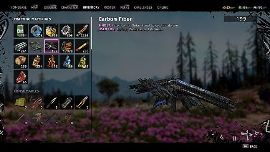 How to Get Carbon Fiber in Far Cry New Dawn