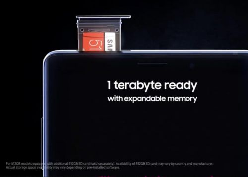 Galaxy Note 9 Storage And Battery Spec Leaked