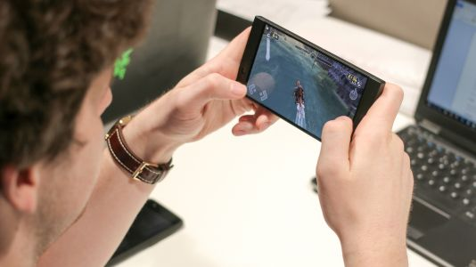 Samsung may make the best phone for mobile gaming