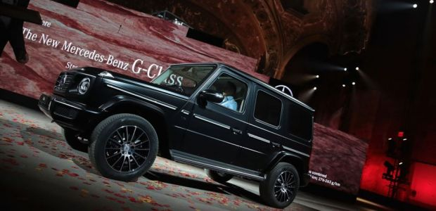 2019 Mercedes G-Class: A Rugged 70s SUV With 21st Century Technology